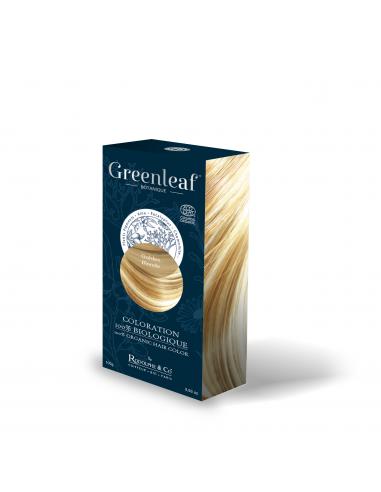 Greenleaf Botanique Coloration Golden Blonde