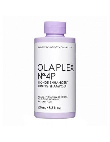 Olaplex nº4P Blonde Enhancer Toning Shampoo