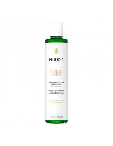 Philip B Peppermint & Avocado Volumizing & Clarifying Shampoo 220ml